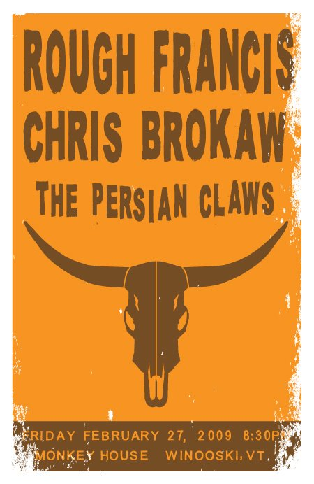 Rough Francis Chris Brokaw